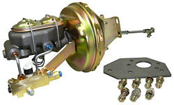 1960-66 Chevy / GMC Truck Power Brake Booster Kit