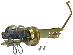 1949-54 Chevy Belair Power Brake Booster Conversion