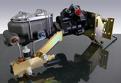 1967-72 Chevy Truck, Suburban Hydropower Hydraulic Brake Assist Kit
