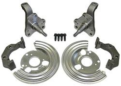 1962-74 MOPAR A, B & E Body, Disc Brake Spindle Kit