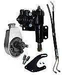 1962-82 Mopar Power Steering Conversion Kit - Small Block Dodge