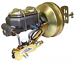 1957-64 Ford F100 Truck Firewall Mount Power Brake Booster Kit